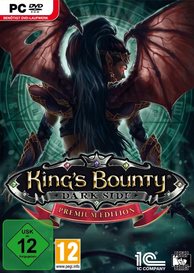 King's Bounty Dark Side_PE_Packshot