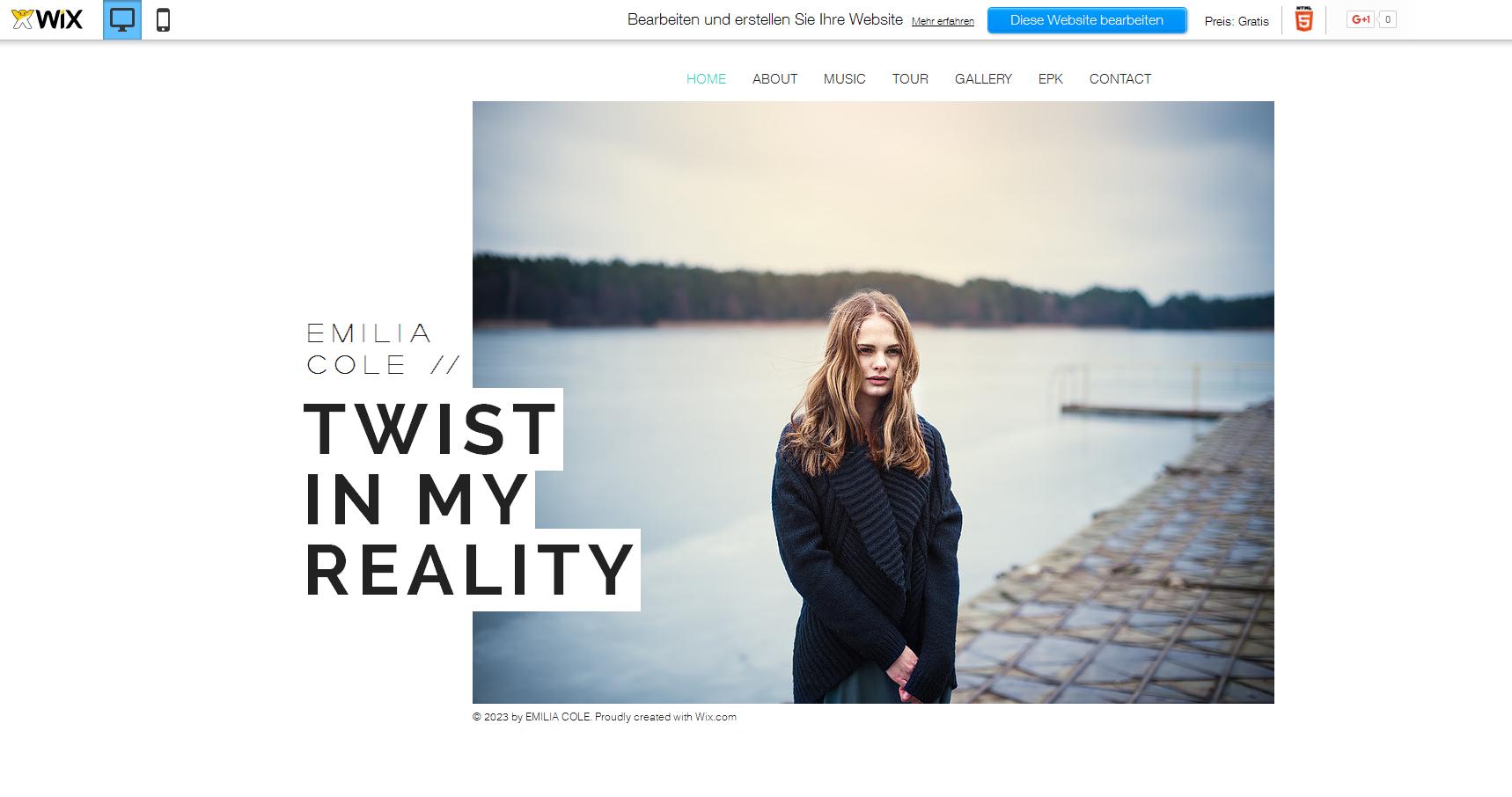 Eine eigene Homepage erstellen mit dem Wix-Homepage-Baukasten | IT News